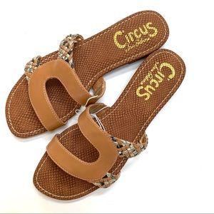 Circus Sam Edelman Sandals Braided Leather
